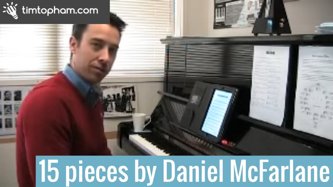Piano music for boys | 15 of the best pieces by Daniel