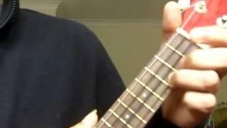 The best Happy Birthday ukulele tutorial