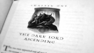Reading chapter one of Harry Potter and the Deathly Hallows! Not reborn related, ASMR