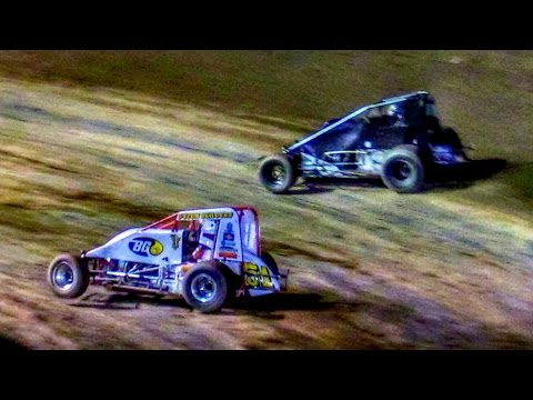 SprintCar Main At Canyon Speedway Park October 1st 2016