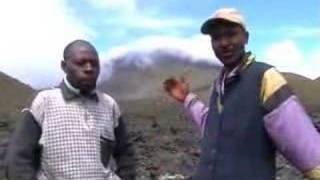 Mont Cameroun - Altitude 3200