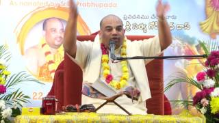 4th day_ HG SATYAGOPINATH PRABHUJI BHAGAVTA KATHAMRUTHAM BAHRAIN DEC19th  2015