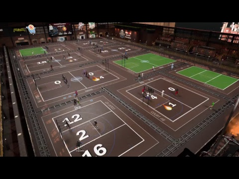 NBA 2k17 my park join in