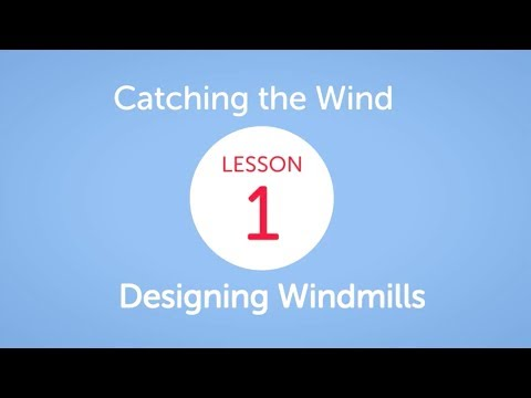 EiE - Catching The Wind: Designing Windmills Lesson 1 in Cincinnati, OH