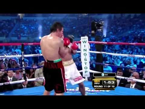 PACQUIAO BEST PUNCHES VS MARGARITO  «HD»
