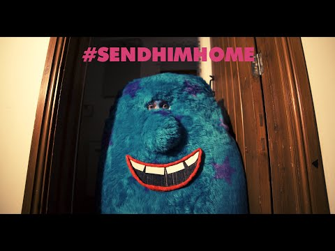 SEND HIM HOME | The Christmas Advert Nobody Asked For (2020)