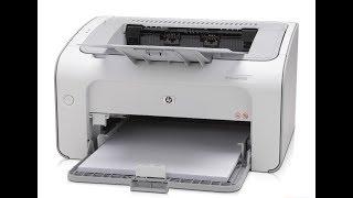 HP 1102 замена ролика захвата
