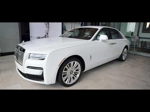 The New Rolls-Royce