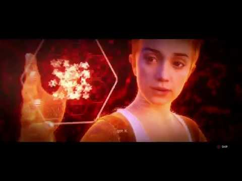 Halo Wars 2 - Spartan Jerome Protects Isabel