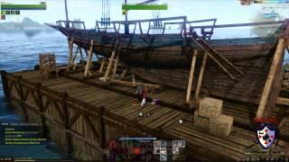 Торговая шхуна, строим самый дорогой корабль в ArcheAge