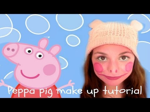 Howto Make Peppa Pig Cake Topper