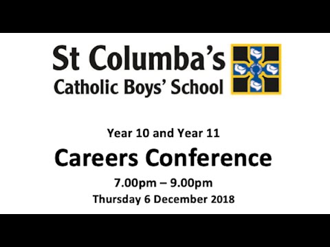 Careers Conference 6 Dec 2018