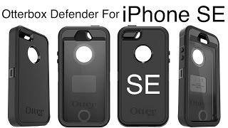 iPhone SE Otterbox Defender Series Case!