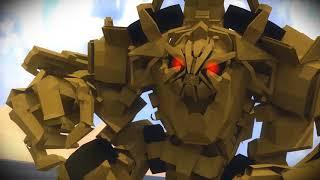 「Fight Scene! Optimus Prime Vs Bonecrusher」 | 【Dreamer Animations】