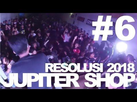 HURGERMURGER TV   Episode #6   JUPITER SHOP DAN RESOLUSI TAHUN 2018
