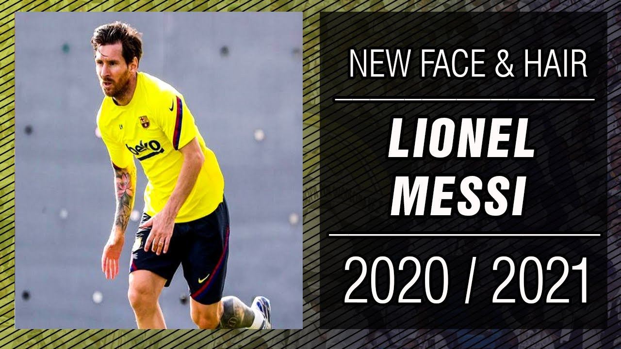 PES 2013 | New Face & Hair • Lionel Messi • 2020 / 2021 ...