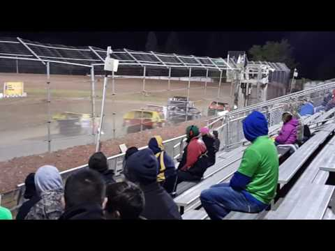PRINCETON SPEEDWAY IMCA MODIFIED feature 5-19