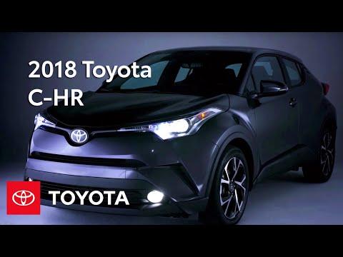 2018 Toyota C-HR: 2018 Toyota C-HR Walkaround & Features   Toyota