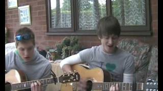 Chocolate Acoustic Cover
