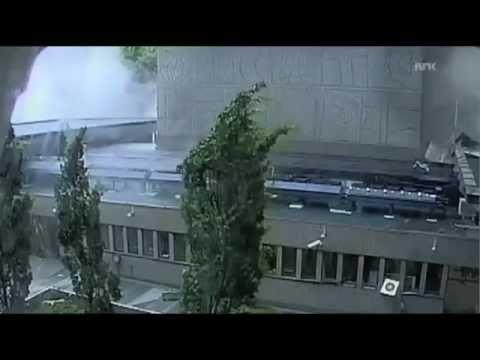 Lần đầu chiếu cảnh đánh bom của sát thủ Na Uy