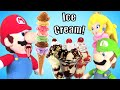 The Awesome Mario Gang - The Ice Cream Party