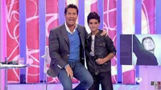Aham Mateo (12 años) CUANDO TU NO ESTAS y DIGAN LO QUE ...