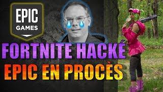 MASSIVE HACK AUF FORTNITE: DES MILLIERS VON SCISED! EPIC VOR GERICHT!