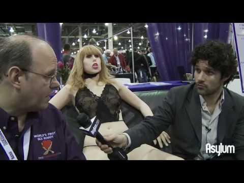 Roxxxy TrueCompanion: World's First Sex Robot?