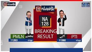 Polls Update Major cities | SAMAA TV LIVE | Election Pakistan 2018