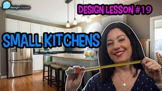 Design tips for your small kitchen - Design Lesson 19