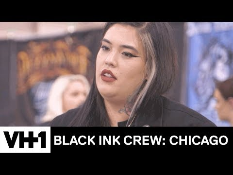Charmaine Addresses Rumors About Her and Van   Black Ink Crew: Chicago from YouTube · Duration:  4 minutes 43 seconds