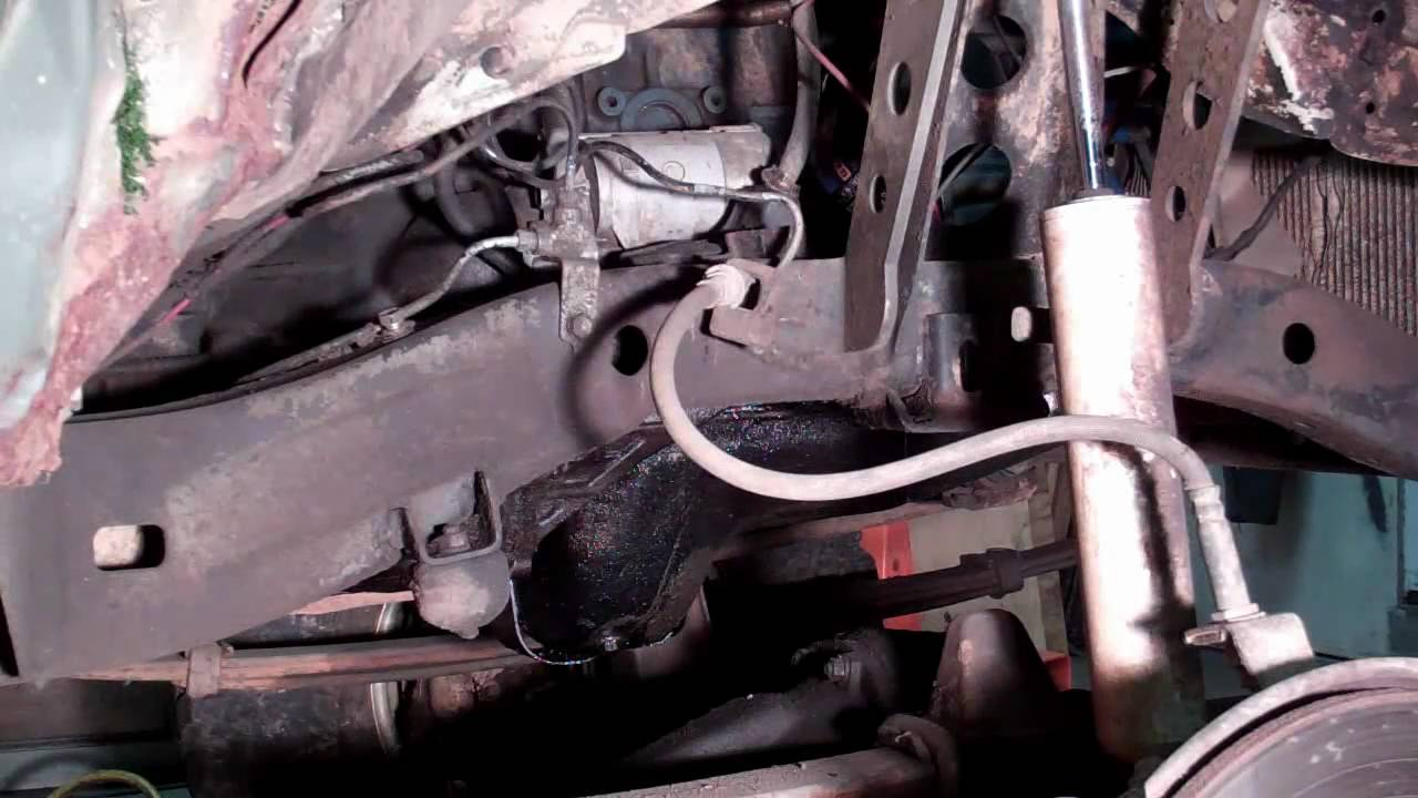 How to Make Toyota 4x4 Extended length Brake Lines for