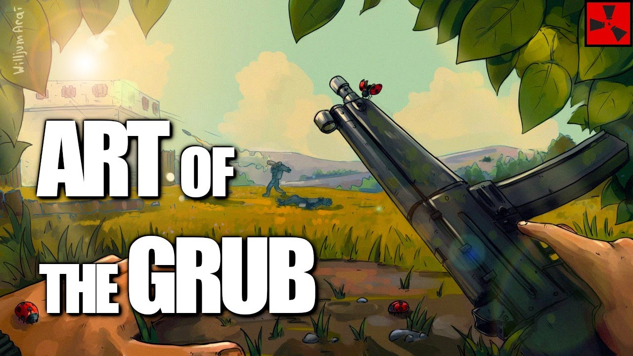 A Duo Grubbing Raids for the BEST loot in rust… Ft Ser Winter