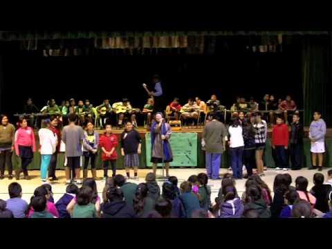 Blues for Kids Program at Franklin Elementary School
