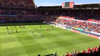 Video 2 Osasuna Mallorca 6-4