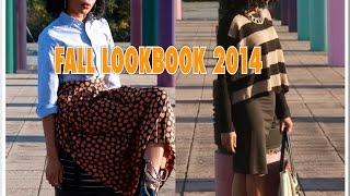 Fall Lookbook 2014 Thumbnail