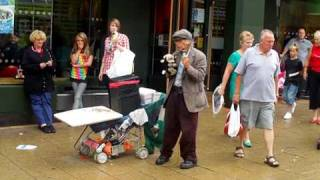 The Puppet Man-Great Yarmouth