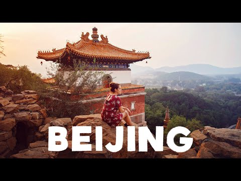 Beijing, China Travel Adventure