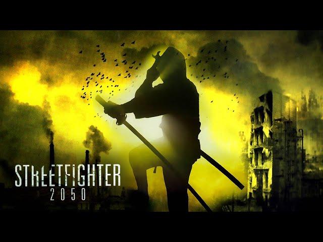 Streetfighter 2050 (Martial Arts Actionfilm auf Deutsch anschauen, Actionfilm in voller Länge)