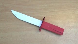 DIY || How to make a paper knife easy || Easy paper knife Tutorials