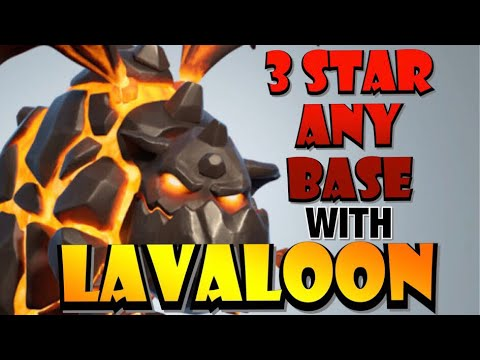 TH11 LAVALOON - 4 TH11 LaLo Strategies To Beat ANY BASE! Best TH11 Attack Strategies