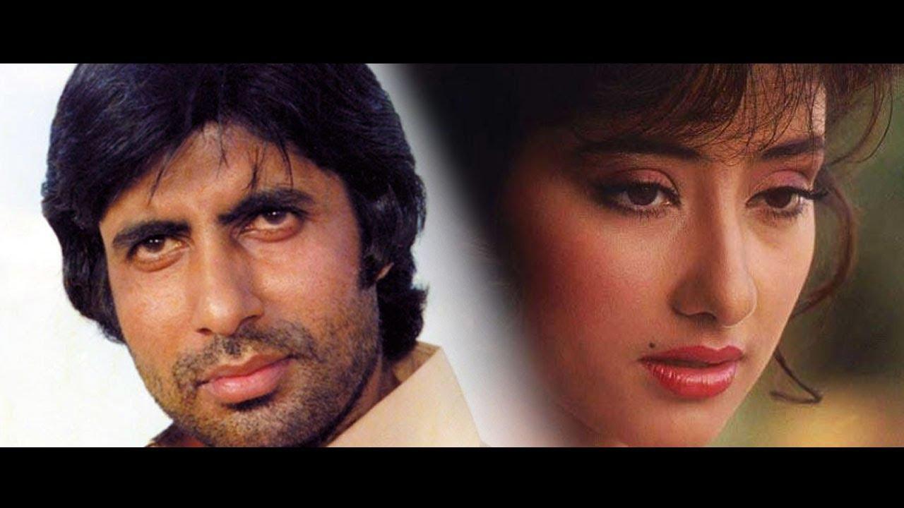 Lal Baadshah (4K) - लाल बादशाह - Full 4k Movie - अमिताभ बच्चन - अमरीश पुरी - मनीषा कोइराला