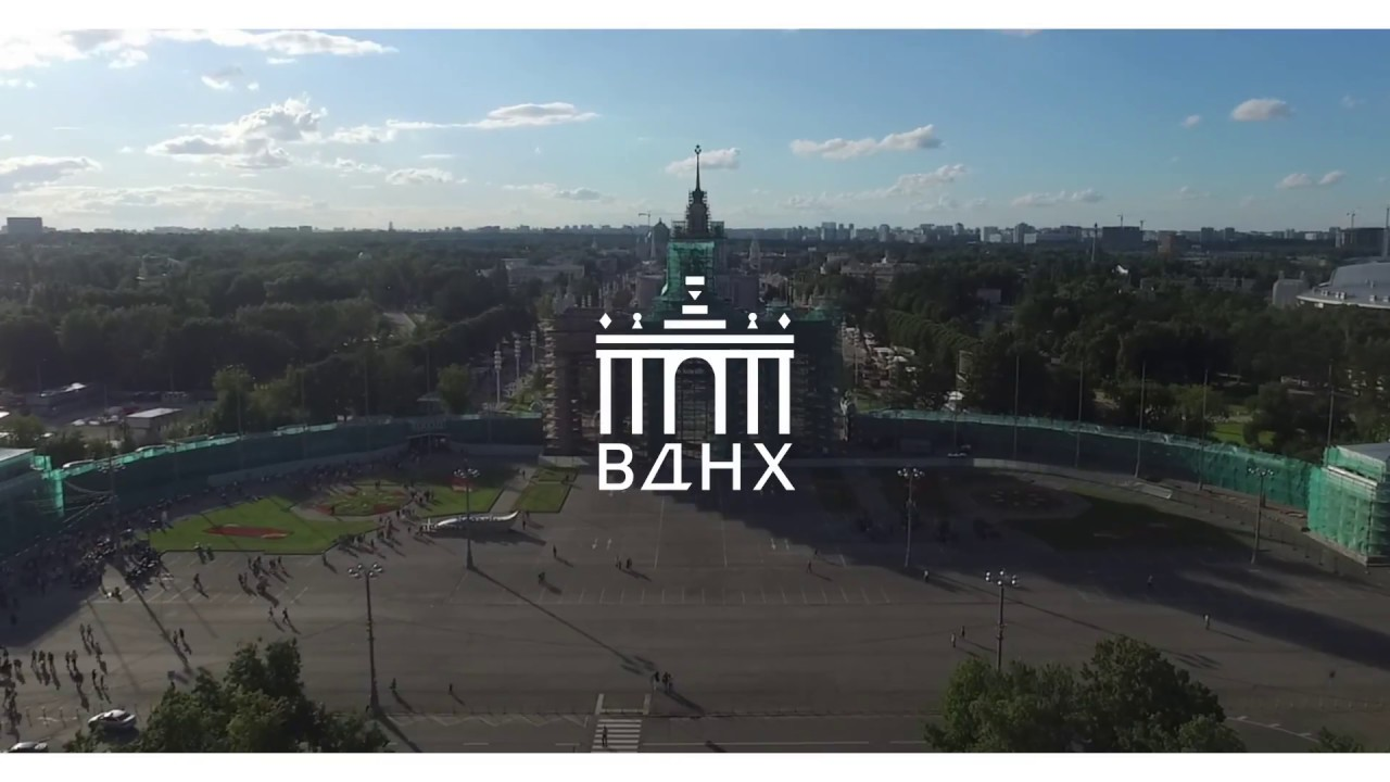 Центр «Космонавтика и авиация» на ВДНХ - YouTube