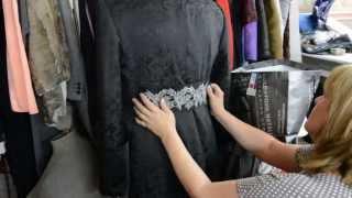 История создания свадебного костюма и платья by Soldatova Natalia Fashion House