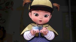 Песенка про  головастика Веснушку - Консуни песенка - серия 30 - The Clue Collector - Kids Song