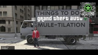 Things to do In... GTA V - Mule-tilation