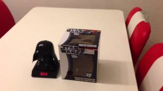 Star Wars Darth Wecker Vader