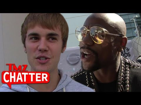 Download Youtube: Floyd Mayweather to Justin Bieber, You're DEAD To Me! | TMZ Chatter