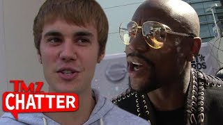 Floyd Mayweather to Justin Bieber, You're DEAD To Me! | TMZ Chatter