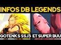 DB LEGENDS Gotenks SSJ3 Et Super Buu Arrivent mp3